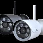 屋外用ネットワークカメラ